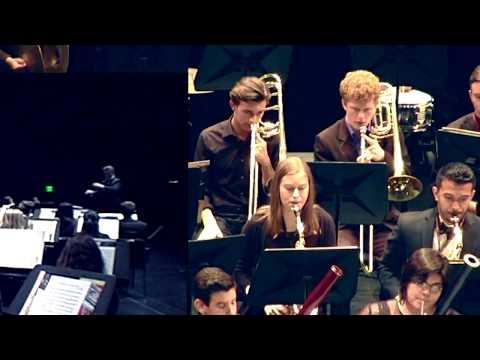 Gulf Coast Honor Band High School Performance 2018