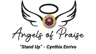 """Angels of Praise - """"Stand Up"""" by Cynthia Erivo - Praise Dance - Black History Month"""