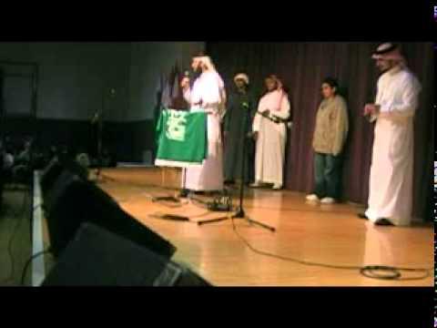 Part 3 Street Fair Saudi Student Club Virginia Tech الصلاة والأذان