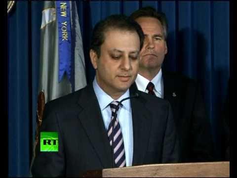Declared Evil: Full NY presser over Viktor Bout arms trafficking case