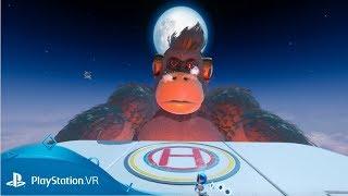 Astro Bot | Анонсирующий трейлер | PSVR