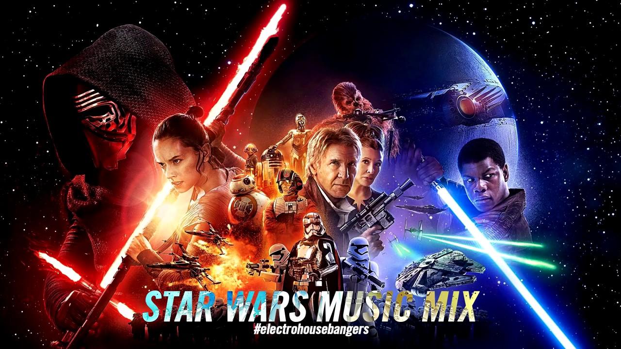 Star Wars Musik Video