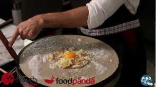 Order Breizh Crepes Authentic French Crepes Restaurant Bangkok With Food Panda