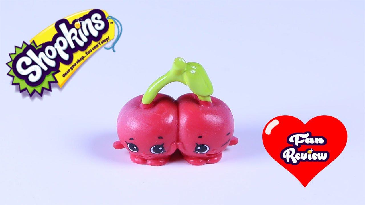 Awesome Shopkins Season 4 Cheeky Cherries Review