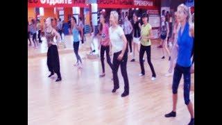 урок танца для фитнес клубов : латина,сальса,Зумба,дансмикс,фитнес-танцы