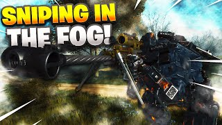 CoD BLACKOUT | **NEW** SNiPiNG iN THE FOG!!! (HiGH KiLL QUAD FOG GAME)