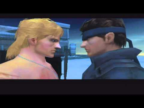 Metal Gear Solid: Twin Snakes: Let's Play Eps. 26 Boss Battle Liquid Snake Finale [Ending Results]