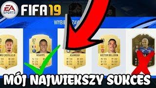 MÓJ NAJWIĘKSZY SUKCES! - FIFA 19 DRAFT #2