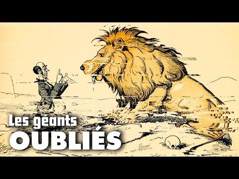6 GÉANTS OUBLIÉS puissants comme des dinosaures