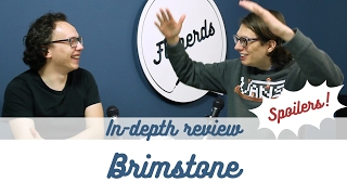In-depth review: brimstone (with spoilers!)