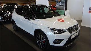 2020 Seat Arona 1.0 EcoTSI 115 DSG7 - Exterior and Interior - Salon Automobile Lyon 2019