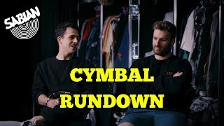 Download lagu Cymbal Rundown & Interview with Sabian - Matt McGuire