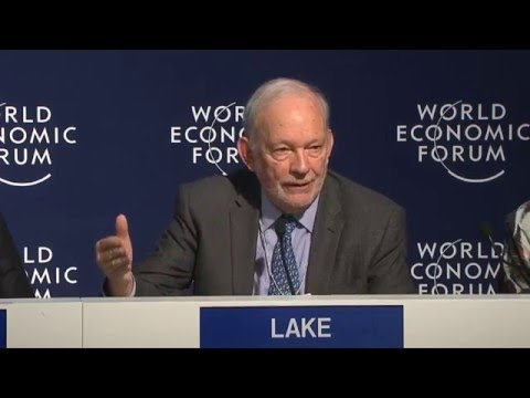 Davos 2016 - Press Conference: IFRC - Launching the One Billion Challenge