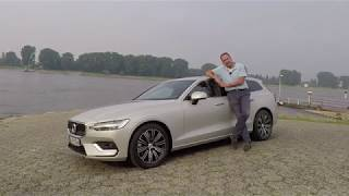 2019 Volvo V60 - First Drive Test Video Review