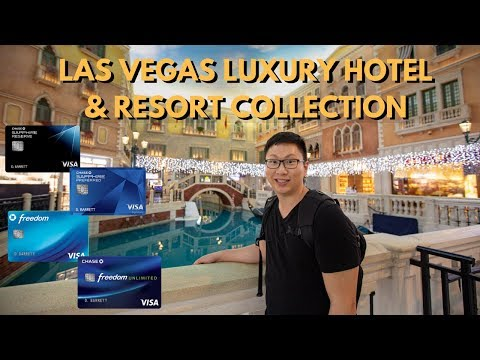 Chase Luxury Hotel & Resorts Benefit: Vegas Edition