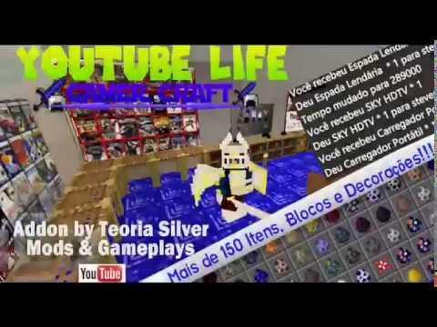 super-atualizaÇÃo-do-meu-addon!!!-adicionei-mais-de-200-coisas!!!-gamercraft-life-by-teoria-silver