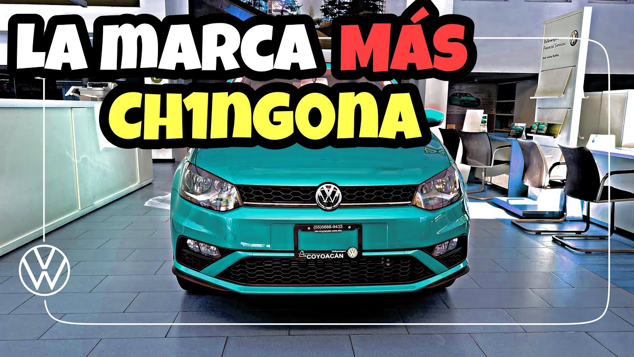 Volkswagen la marca más CH1NGONA  de  🇲🇽!!! [KioKio]