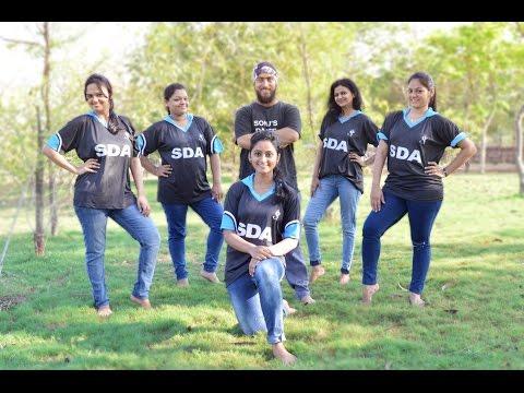 HIGH HEELS TE NACHCHE DANCE VIDEO | SDA | KI & KA | Yo Yo Honey Singh | T-Series