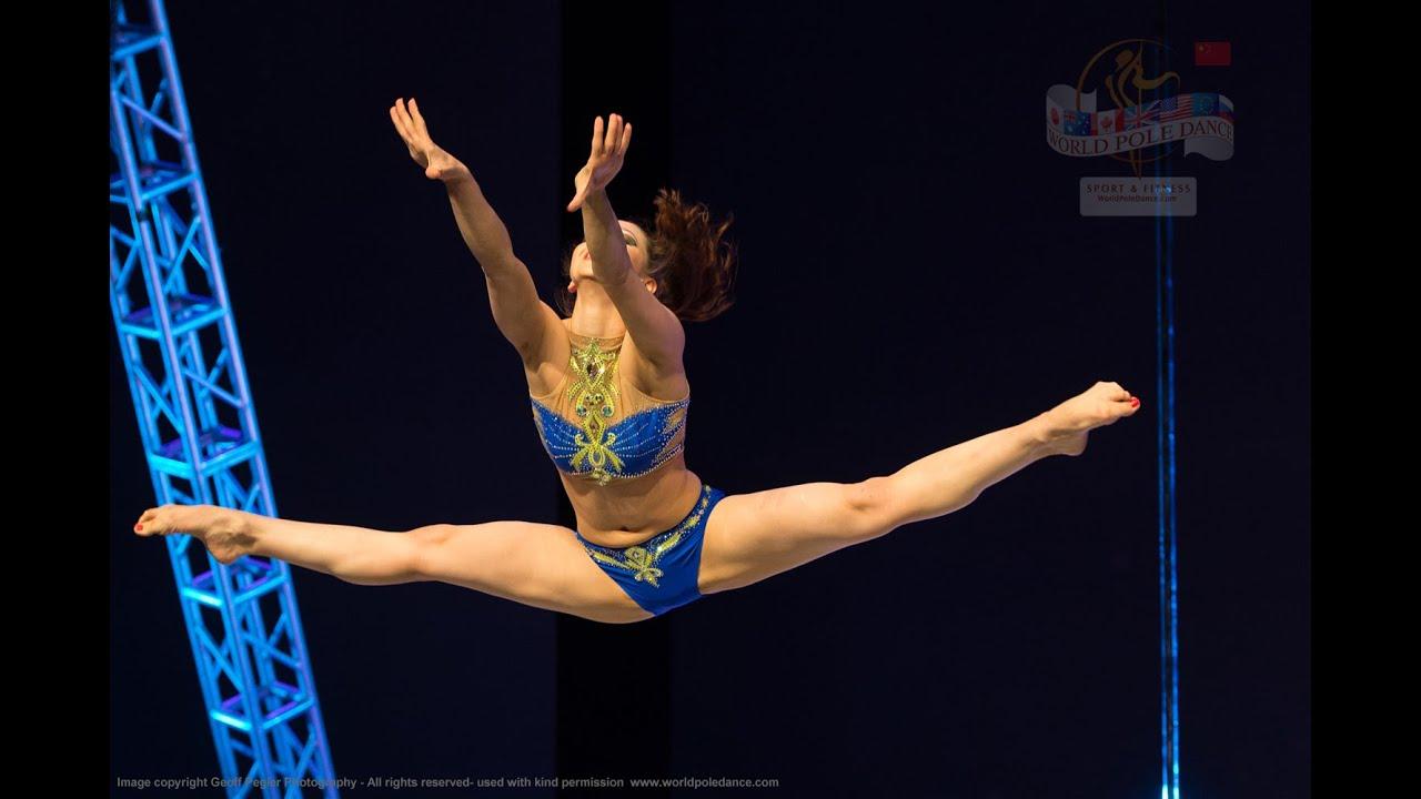 pole dance world champion