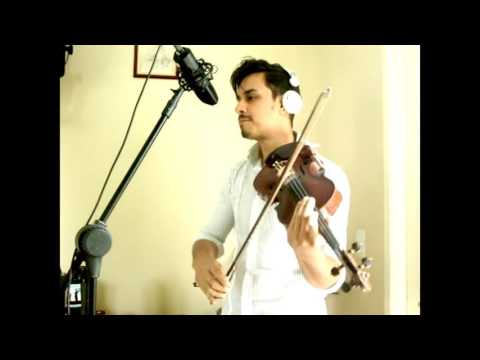 Abba -  Dancing Queen  Mamma Mia by Douglas Mendes Violin cover