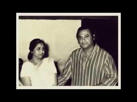 Bahon ke Ghere mein... Kishor & Asha : Film  Nazrana Pyar ka 1980