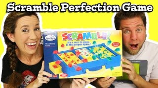 Scramble Perfection Game Head To Head