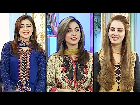 Ek Nayi Subah With Farah - 26 September 2017 - A Plus