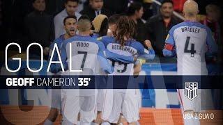 MNT vs. Guatemala: Geoff Cameron Goal - March 29, 2016