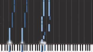 Zedd - Spectrum ( Original Piano Version) SHEETS + tutorial