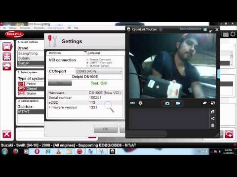 Mahindra ismart scanner - YouTube
