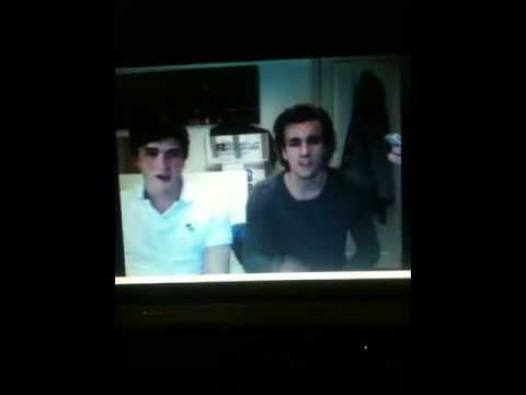 Josh Devine, Andy Samuels, and Joey Cottle twitcam 5/15/12