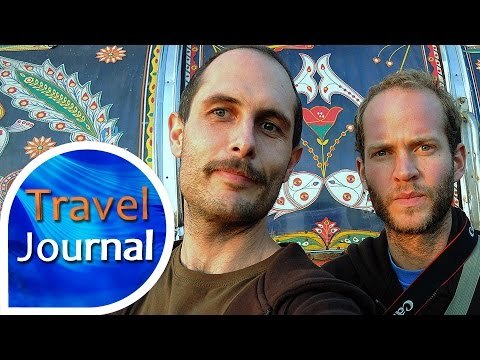 Travel Journal (169) - Neuvěritelná cesta po Grand Trunk Road