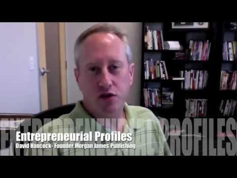 Getting Started in Publishing - David Hancock, Morgan James Publishing