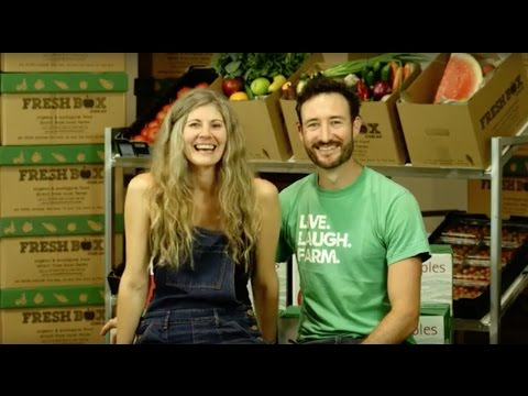 Why Fresh Box Organic Delivery is a great choice.