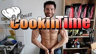 CookinTime: Mahlzeit nach dem Training - Effektive Methode für schnellen Muskelaufbau