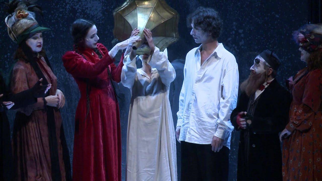 В Москве начинаются гастроли израильского театра Габима