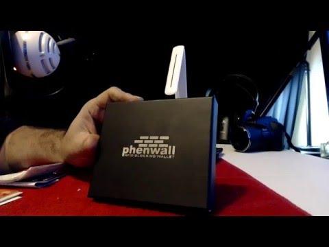 Phenwall RFID Blocking Wallet for Men Review