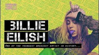 帶有嘻哈魂的天使聲線?Billie Eilish不可思議的成名之路 ft. Hacken07 Jr.|Billie Eilish