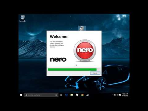How To Download & Install Nero Platinum (100% WORKING)