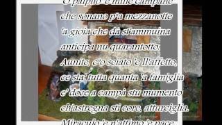 "Poesie napoletane:1)- ""natale"";2)- ""e' natale""."