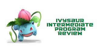 Ivysaur Intermediate Aesthetic Routine   The BEST so far?