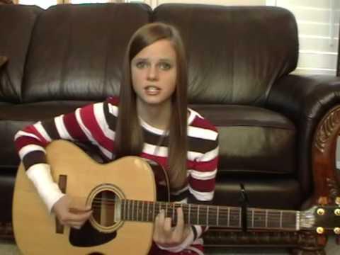 Me singing Lovebug  the Jonas Brothers