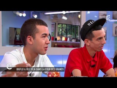 L'interview de Bigflo & Oli - C à vous - 08/06/2015