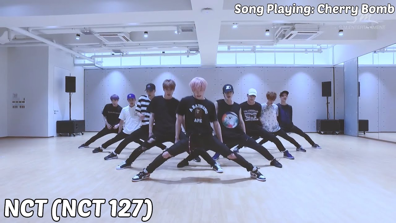Kpop Groups With The Best Choreography (Boy Group Version)