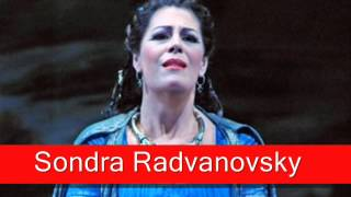 Sondra Radvanovsky: Verdi - Aida, 'O patria mia'