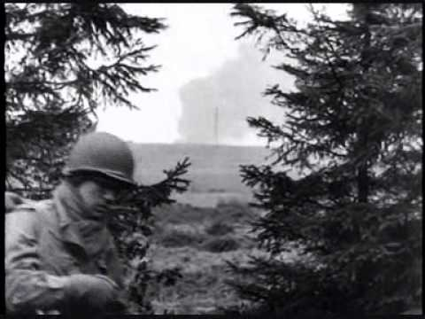 WWII Battle of the Ardennes 1944