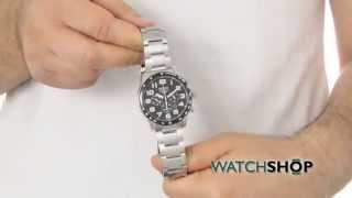 Men's Seiko Chronograph Solar Powered Watch (SSC229P9)(, 2014-08-14T16:11:59.000Z)