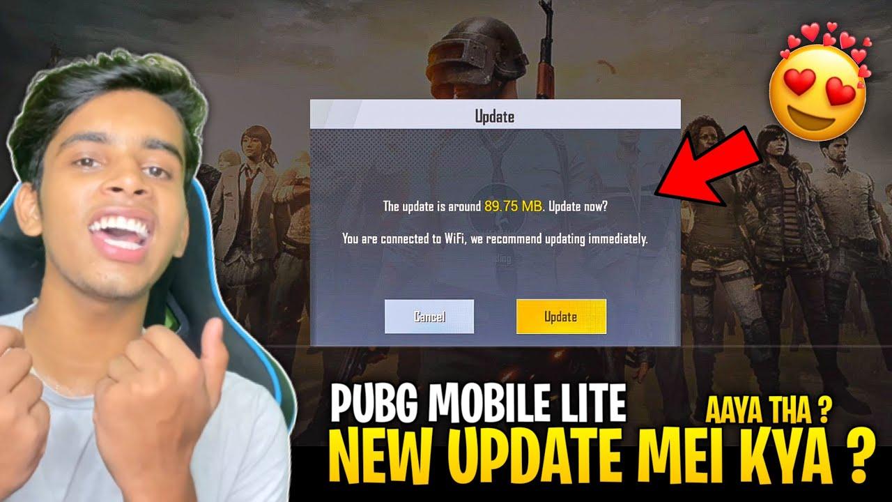 PUBG Mobile Lite New Update Mei Kya Aaya Tha ? - New Crate & New Modes 😍 | Pubg Lite