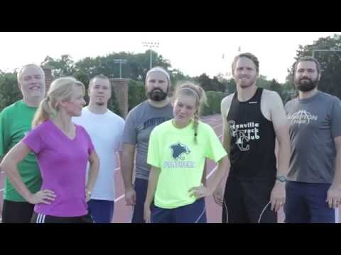 Average People vs. Olympians - Hampton Park Christian School