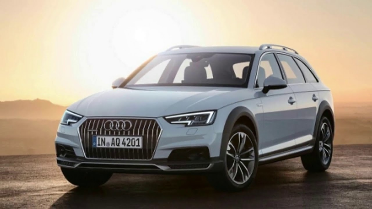 2019 Audi A4 Allroad Review And Price Raising The Car A Little More